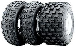 Покрышки для квадроциклов, колёсные диски для ATV